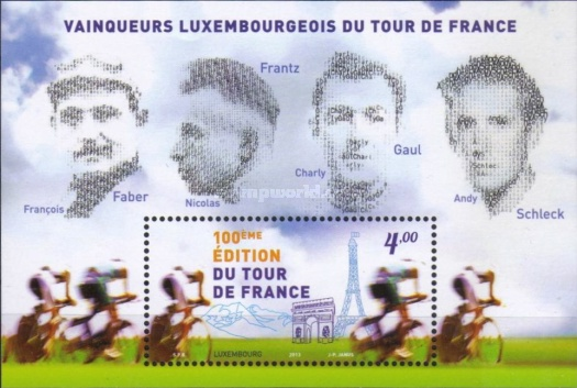 [Cyckling - The 100th Anniversary of Tour de France, type ]