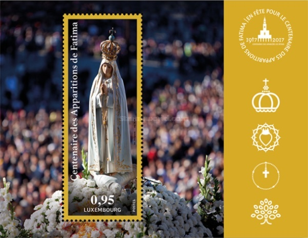 [The 100th Anniversary of the Fatima Apparitions - Joint Issue with Poland, Portugal & Slovakia, Typ ]