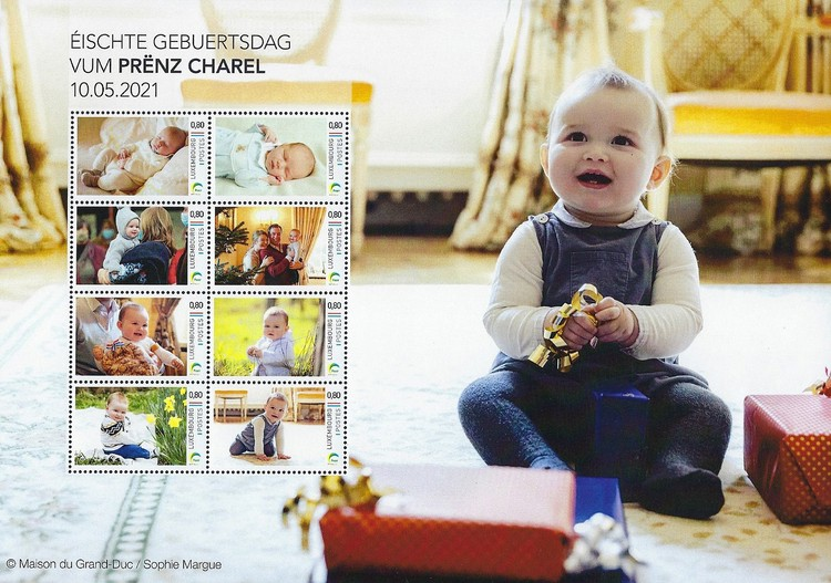 [The First Anniversary of the Birth of Prince Charles, type ]