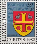 [Town Arms - Caritas Issue, Typ AAV]