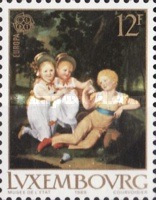 [EUROPA Stamps - Children's Games, Typ AGR]