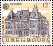 [EUROPA Stamps - Post Offices, Typ AHP]