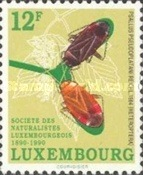 [The 100th Anniversary of the Luxembourg Naturalists Society, Typ AHT]
