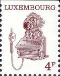[Historical Post & Telephone Equipment - Imperforated Top or Bottom, Typ AJB]