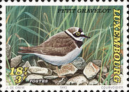 [Endangered Birds - Charity Issue, type ALA]