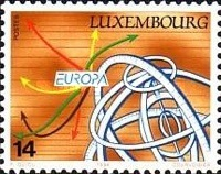 [EUROPA Stamps - Great Discoveries, type ALI]