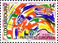 [The 4th General Elections to the European Parliament, type ALN]