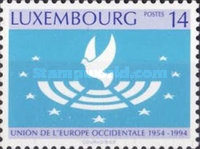 [The 40th Anniversary of the Western European Union, type ALO]