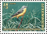 [Endangered Birds - Charity Issue, type ALX]