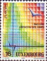 [EUROPA Stamps - Peace and Freedom, Typ AMK]