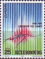 [EUROPA Stamps - Peace and Freedom, Typ AML]