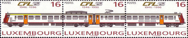 [The 50th Anniversary of the Luxembourg National Railway Company (CFL), type ANE]
