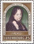 [EUROPA Stamps - Famous Women, type ANH]