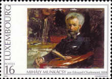 [Art Exhibition by Mihaly Munkacsy, type ANM]