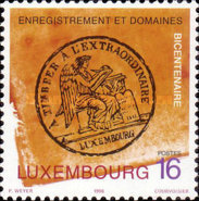 [The 200th Anniversary of Land Registration and Estates Department, type ANT]