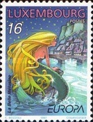[EUROPA Stamps - Tales and Legends, type AOI]