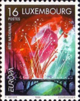 [EUROPA Stamps - Festivals and National Celebrations, type APP]