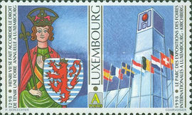 [The 700th Anniversary of Luxembourg`s Privilege for Fair, type APR]