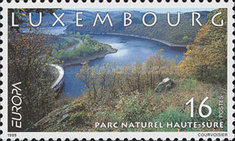 [EUROPA Stamps - Nature Reserves and Parks, Typ AQK]