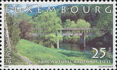 [EUROPA Stamps - Nature Reserves and Parks, Typ AQL]