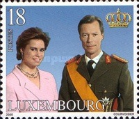[Prince Henry of Luxembourg and Princess Maria Teresa, type ASB]