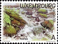 [EUROPA Stamps - Water, Treasure of Nature, Typ ASQ]
