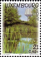 [EUROPA Stamps - Water, Treasure of Nature, Typ ASR]