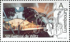 [The 50th Anniversary of the Festival of Wiltz, type BAS]