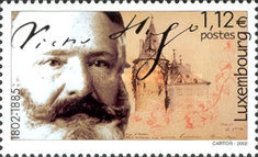 [The 200th Anniversary of the Birth of Victor Hugo, type BAT]