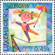 [EUROPA Stamps - The Circus, type BAU]