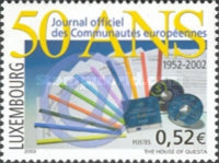 [The 50th Anniversary of the Official Journal of the European Communities, type BBN]