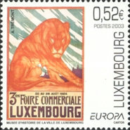 [EUROPA Stamps - Poster Art, type BBV]