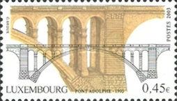 [Bridges and Viaducts of Luxembourg, type BBW]