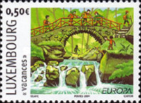 [EUROPA Stamps - Holidays, type BDD]