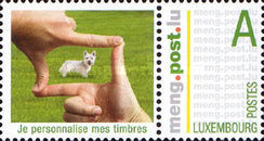 [Personalised Stamps, type BFT]