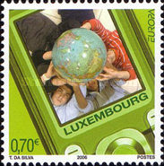 [EUROPA Stamps - Integration Through the Eyes of Young People, type BFW]