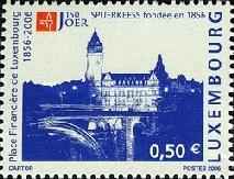 [The 150th Anniversary of the Financial Centre of Luxembourg, type BGB]