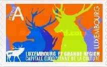 [Luxembourg and Greater Region, European Capital of Culture 2007, Typ BGQ]