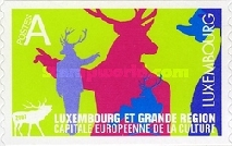 [Luxembourg and Greater Region, European Capital of Culture 2007, Typ BGR]