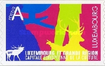 [Luxembourg and Greater Region, European Capital of Culture 2007, type BGS]