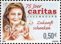 [The 75th Anniversary of Luxembourg Caritas, type BGT]