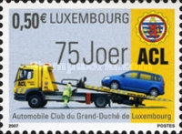 [The 75th Anniversary of the Automobile Club du Luxembourg ACL, Typ BGU]
