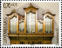 [The Grand Pipe Organs of the Grand Duchy, Typ BIB]