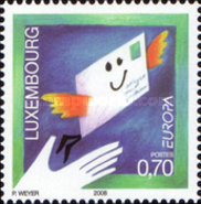 [EUROPA Stamps - Writing Letters, type BIN]