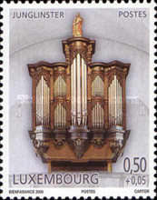 [The Grand Pipe Organs of the Grand Duchy, type BJP]