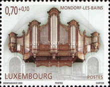 [The Grand Pipe Organs of the Grand Duchy, type BJQ]