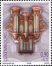 [The Grand Pipe Organs of the Grand Duchy, type BJR]