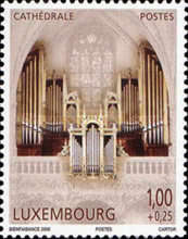 [The Grand Pipe Organs of the Grand Duchy, type BJS]