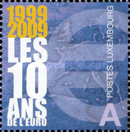 [The 10th Anniversary of the Euro, type BJT]