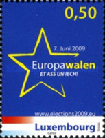 [The European Elections of 7th June 2009, type BKF]